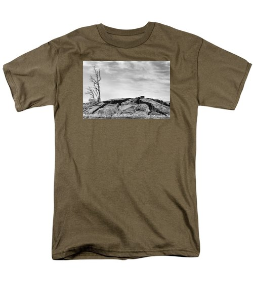 Men's T-Shirt  (Regular Fit) featuring the photograph Rise by Ryan Manuel