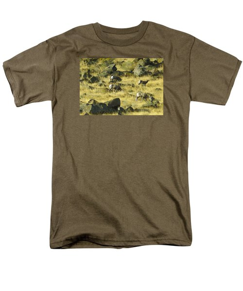 Roaming Free Men's T-Shirt  (Regular Fit) by Dale Stillman