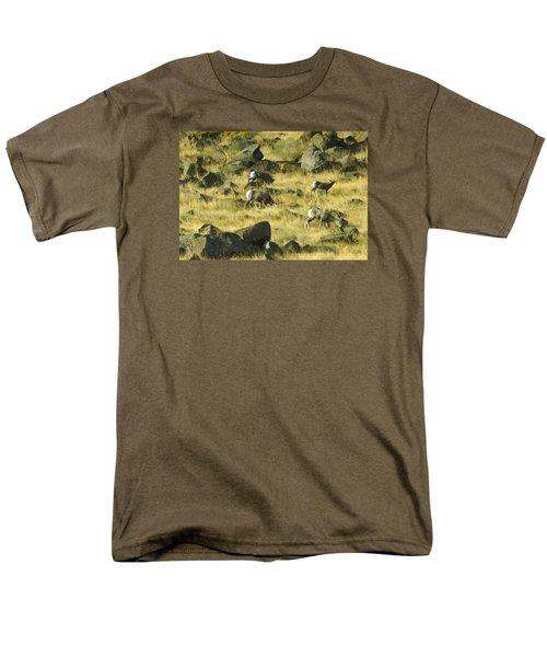 Roaming Free Men's T-Shirt  (Regular Fit)