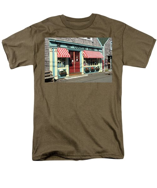 Rockport Country Store Men's T-Shirt  (Regular Fit) by Lou Ford