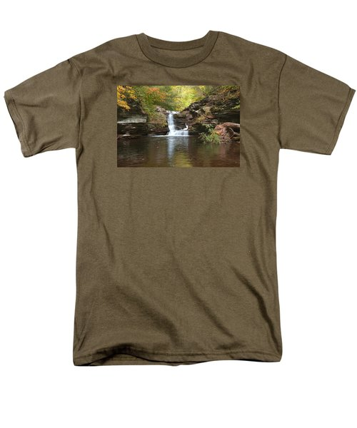Rocktober Men's T-Shirt  (Regular Fit) by Gene Walls