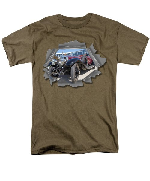 Rolls Out  T Shirt Men's T-Shirt  (Regular Fit) by Larry Bishop