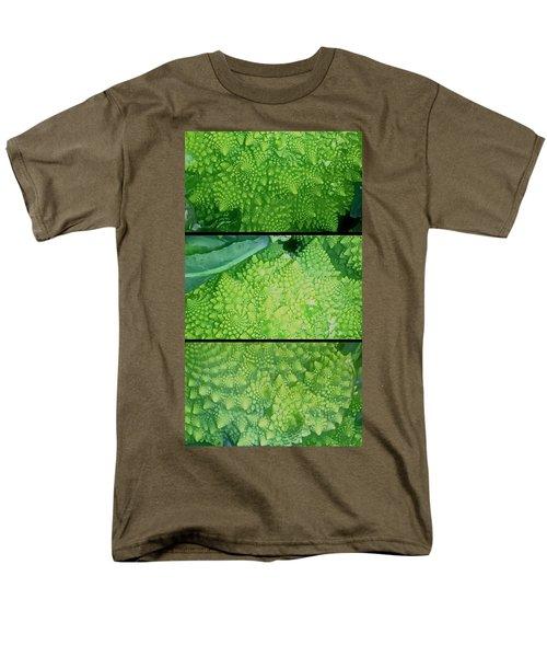 Romanesco Men's T-Shirt  (Regular Fit) by Karl Reid