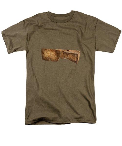 Roofing Hammer Head Men's T-Shirt  (Regular Fit) by YoPedro