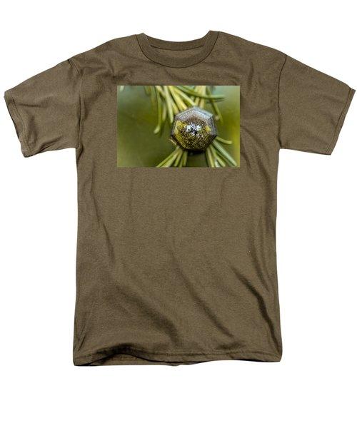Rosemary Chocolate Men's T-Shirt  (Regular Fit) by Sabine Edrissi