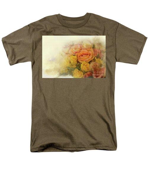 Roses For Mother's Day Men's T-Shirt  (Regular Fit) by Eva Lechner