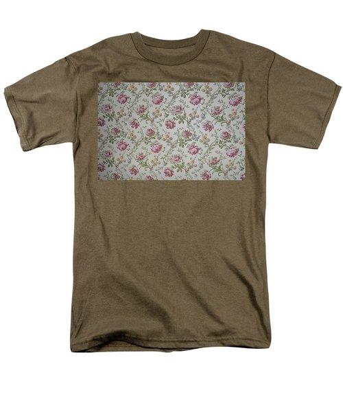 Roses Men's T-Shirt  (Regular Fit) by Thomas M Pikolin