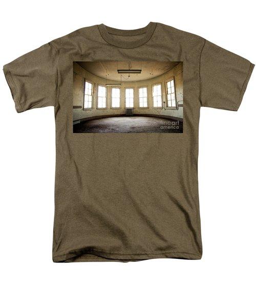 Round Room Men's T-Shirt  (Regular Fit) by Randall Cogle
