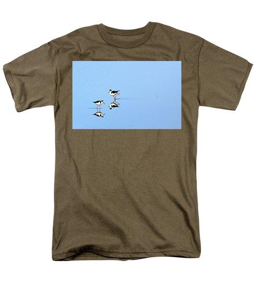 Rubber Legs Men's T-Shirt  (Regular Fit) by AJ Schibig