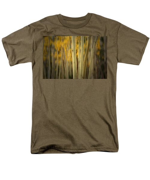Run Wild  Men's T-Shirt  (Regular Fit) by Mark Ross