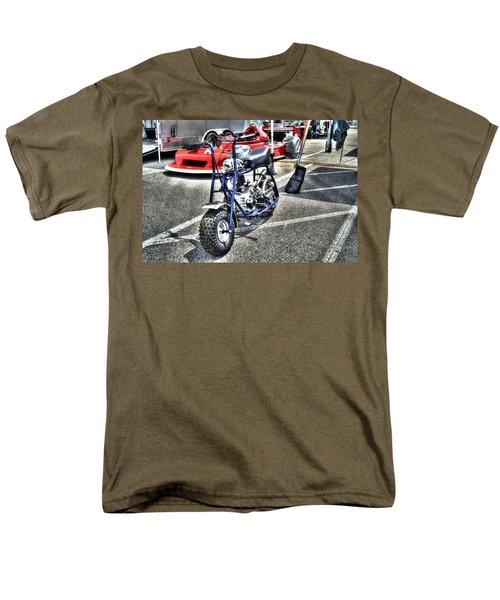 Rupp Men's T-Shirt  (Regular Fit) by Josh Williams