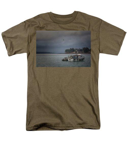Ryan D Men's T-Shirt  (Regular Fit) by Randy Hall