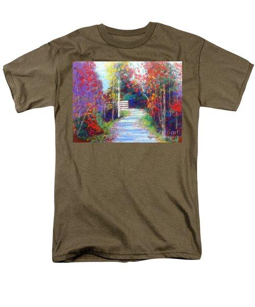 Sackville Walking Trail Men's T-Shirt  (Regular Fit) by Rae  Smith