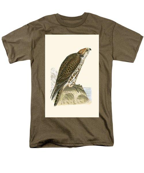 Saker Falcon Men's T-Shirt  (Regular Fit) by English School