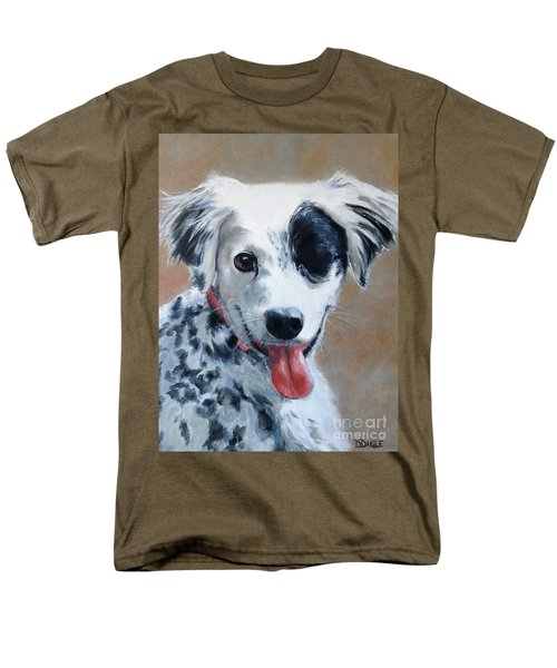 Men's T-Shirt  (Regular Fit) featuring the painting Sally by Diane Daigle