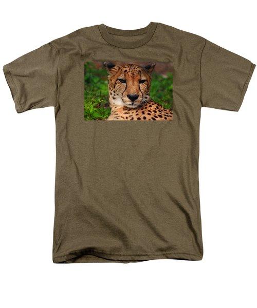 Samson Men's T-Shirt  (Regular Fit) by Michiale Schneider