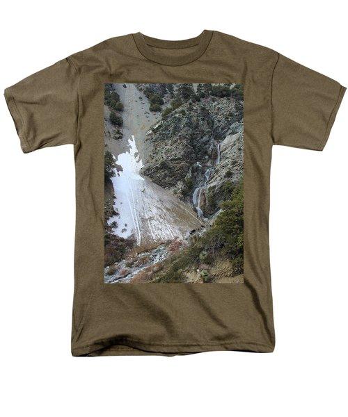 San Antonio Waterfalls Men's T-Shirt  (Regular Fit) by Viktor Savchenko
