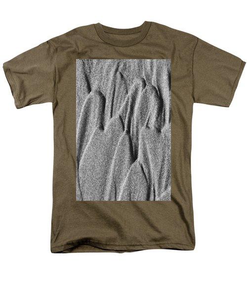 Men's T-Shirt  (Regular Fit) featuring the photograph Sand Castle by Yulia Kazansky