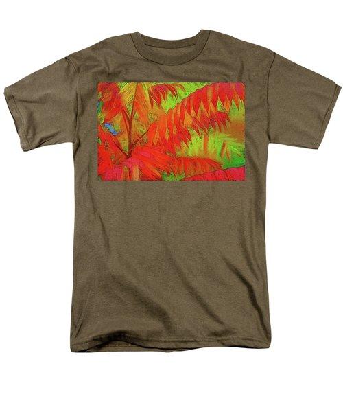 Sassyfras Men's T-Shirt  (Regular Fit) by Terry Cork