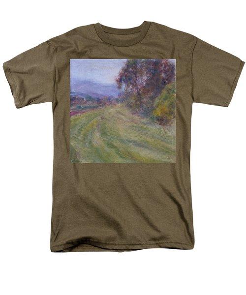 Sauvie Green Men's T-Shirt  (Regular Fit) by Quin Sweetman