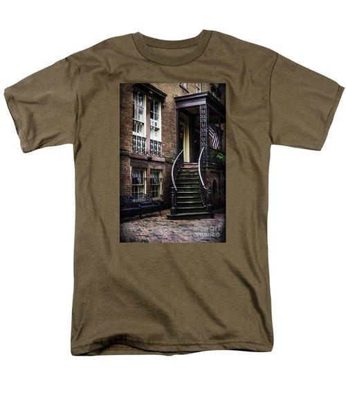 Savannah Men's T-Shirt  (Regular Fit) by Judy Wolinsky