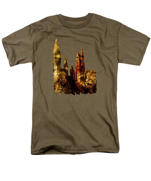 School Of Magic Men's T-Shirt  (Regular Fit)