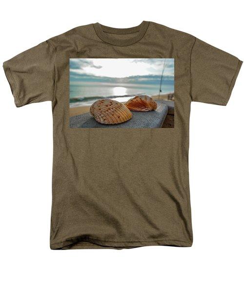 Sea Shells Men's T-Shirt  (Regular Fit) by Josy Cue