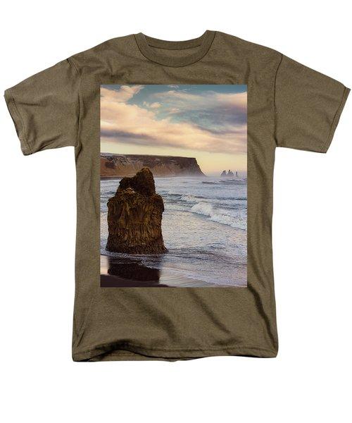 Sea Stack II Men's T-Shirt  (Regular Fit) by Allen Biedrzycki