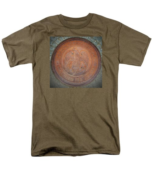 Men's T-Shirt  (Regular Fit) featuring the photograph Seal Of Approval  by Jame Hayes
