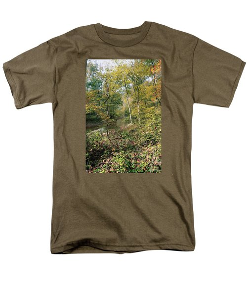 Men's T-Shirt  (Regular Fit) featuring the photograph Season Of Change by John Rivera