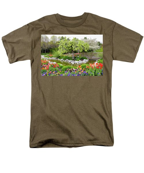 Seeing Beauty In All Things Men's T-Shirt  (Regular Fit) by James Steele