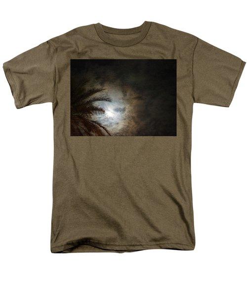 Men's T-Shirt  (Regular Fit) featuring the photograph Seeing Heaven  by Carolina Liechtenstein