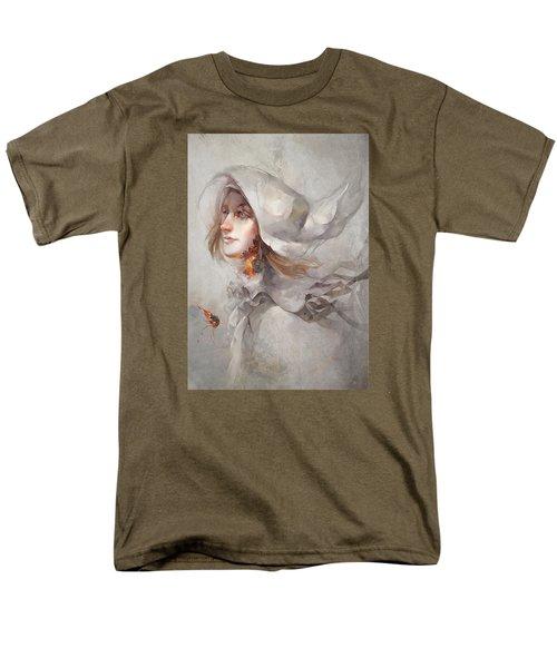 Seek V1 Men's T-Shirt  (Regular Fit) by Te Hu