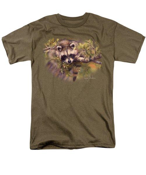 Seeking Mischief Men's T-Shirt  (Regular Fit)
