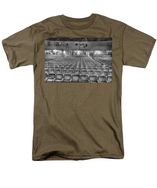 Senate Theatre Seating Detroit Mi Men's T-Shirt  (Regular Fit) by Nicholas  Grunas