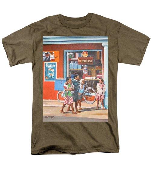 Sentra Men's T-Shirt  (Regular Fit) by Tim Johnson