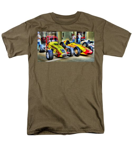Separated At Birth Men's T-Shirt  (Regular Fit) by Josh Williams