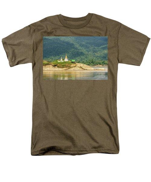 Men's T-Shirt  (Regular Fit) featuring the photograph September by Werner Padarin