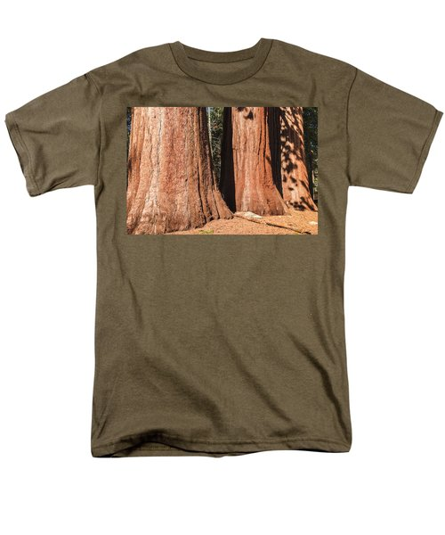 Sequoia Men's T-Shirt  (Regular Fit) by Muhie Kanawati