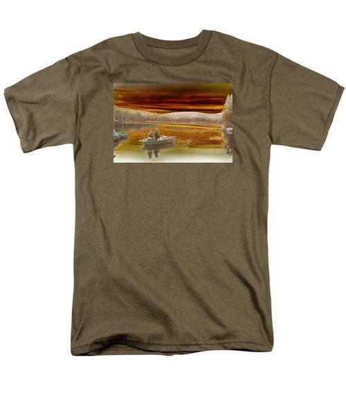 Seyon Sunset Men's T-Shirt  (Regular Fit) by Paul Miller