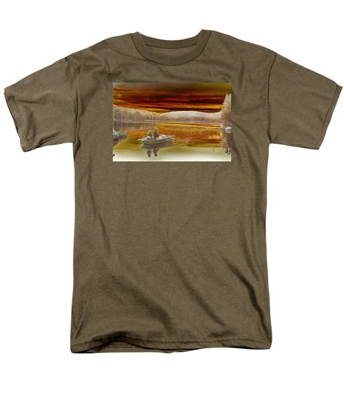 Seyon Sunset Men's T-Shirt  (Regular Fit)