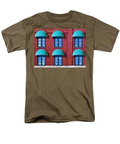 Shade Men's T-Shirt  (Regular Fit)