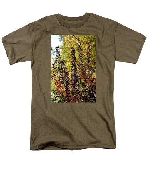 Shades Of Fall Men's T-Shirt  (Regular Fit) by Deborah  Crew-Johnson