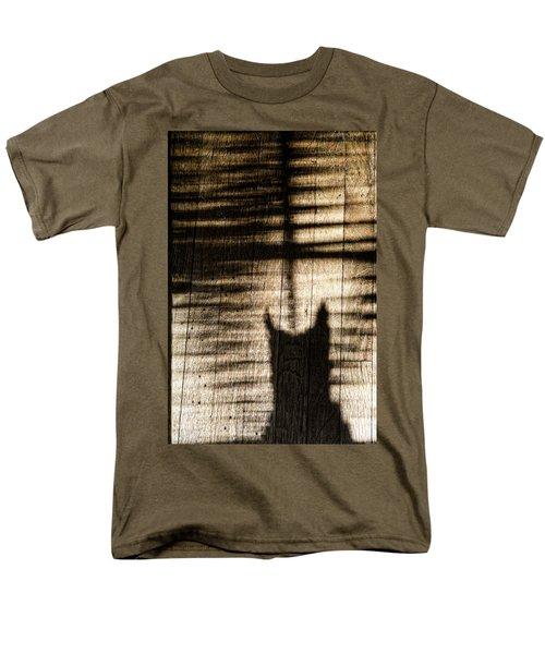 Shadow Cat Men's T-Shirt  (Regular Fit)