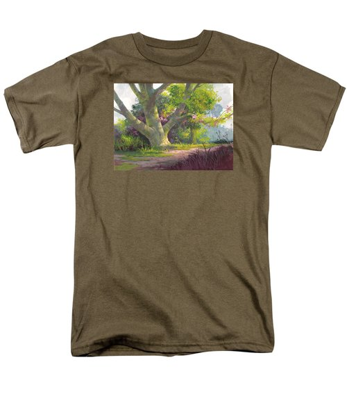 Shady Oasis Men's T-Shirt  (Regular Fit) by Michael Humphries