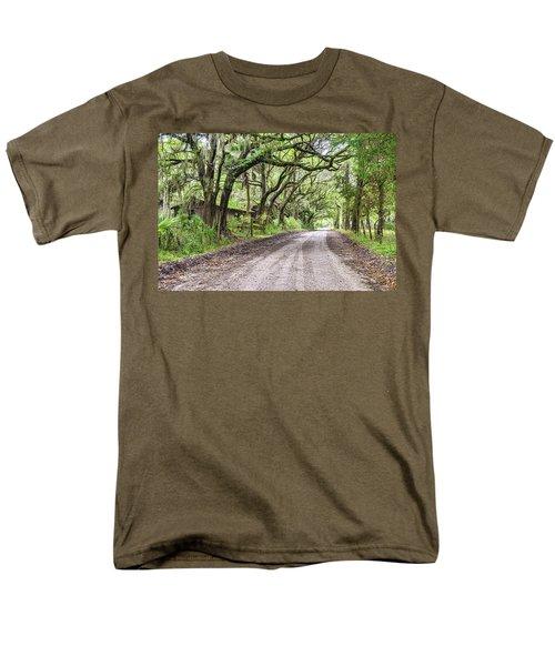 Sheep Farm On Witsell Rd Men's T-Shirt  (Regular Fit)