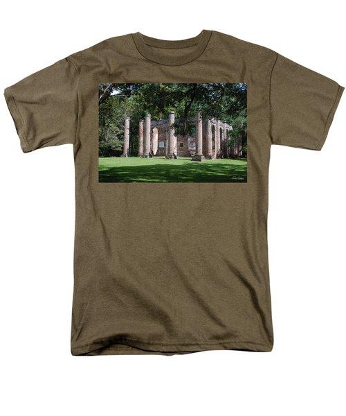 Sheldon Church 1 Men's T-Shirt  (Regular Fit) by Gordon Mooneyhan