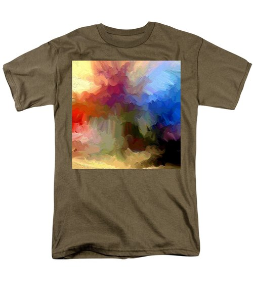 Shoop Men's T-Shirt  (Regular Fit) by Ely Arsha