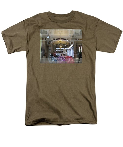Shop Window  Men's T-Shirt  (Regular Fit) by Anna Yurasovsky