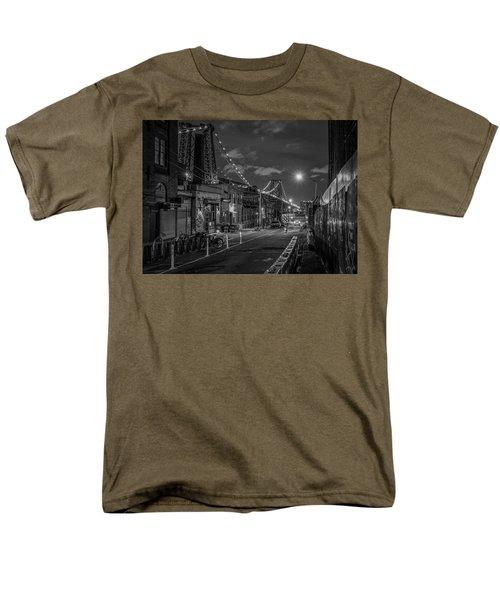 Shortcut Men's T-Shirt  (Regular Fit) by Jeffrey Friedkin